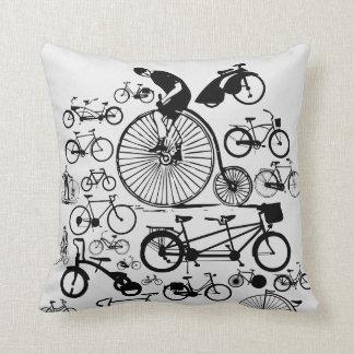 Bicycles Pillows