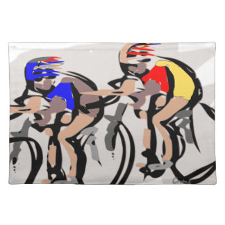 Bicycles Placemat