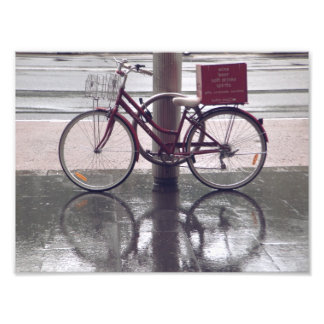 Bicycles Sydney No.2 Photo Print