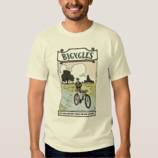 Bicycles: The Smug Hipster's Choice T Shirt