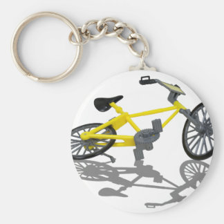 BicycleViewFromBelow112010 Key Ring