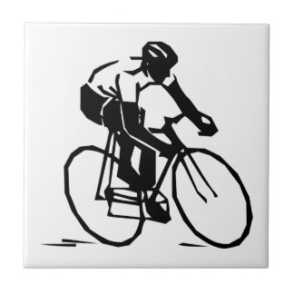 Bicyclist/Cyclist/Rider Tile