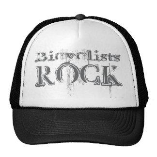 Bicyclists Rock Hats