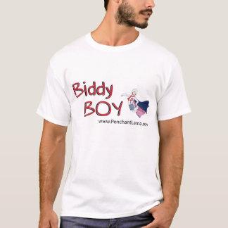 Biddy Boy by the Penchant Lama T-Shirt