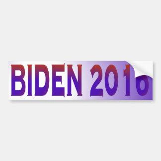 Biden 2016 bumper sticker