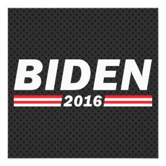 Biden 2016 (Joe Biden) Photographic Print
