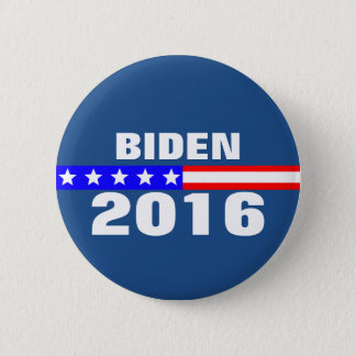 Biden 2016 Presidential Election Campaign 6 Cm Round Badge