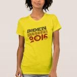 BIDEN 2016 VINTAGE STYLE -.png Tshirts