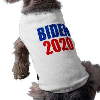 """BIDEN 2020"" SLEEVELESS DOG SHIRT"