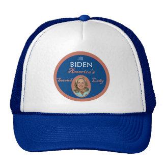 Biden Second Lady Hat