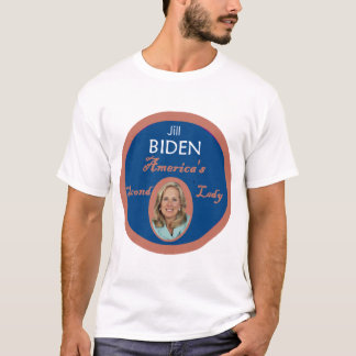 Biden Second Lady T-Shirt