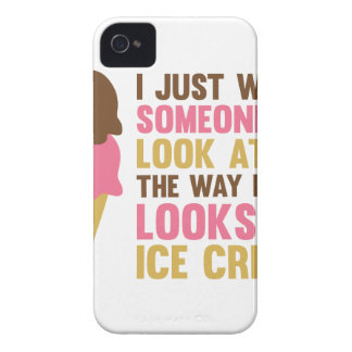 Bidens Ice Cream iPhone 4 Cases