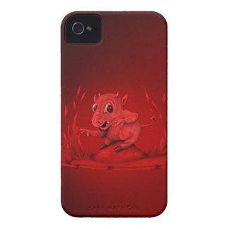 BIDI ALIEN EVIL iPhone 4     BARELY TH iPhone 4 Case