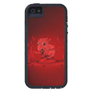 BIDI ALIEN EVIL iPhone SE + iPhone 5/5S  Tough Xtr iPhone 5 Covers