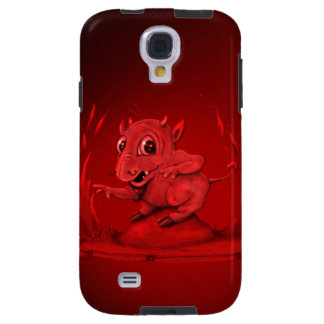 BIDI ALIEN EVIL Samsung Galaxy S4 TOUGH Galaxy S4 Case