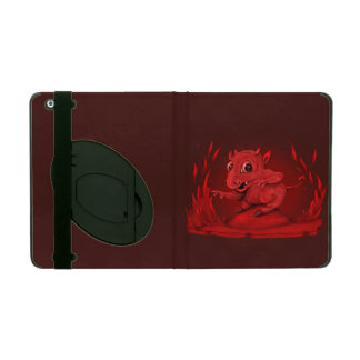 BIDI EVIL ALIEN CUTE  Kickstand iPad Cases