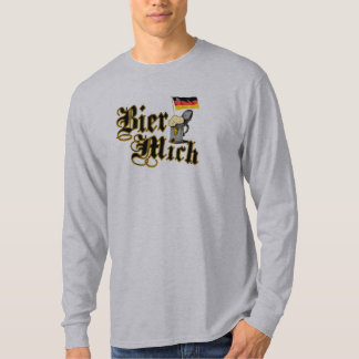 Bier Mich 2side T-Shirt
