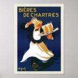 Bieres de Chartres Poster