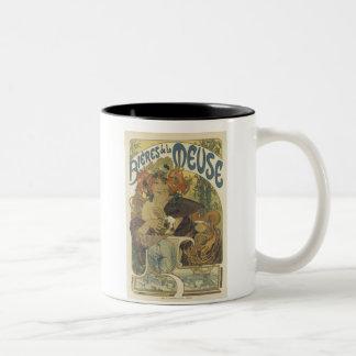 Bieres de la Meuse Two-Tone Mug