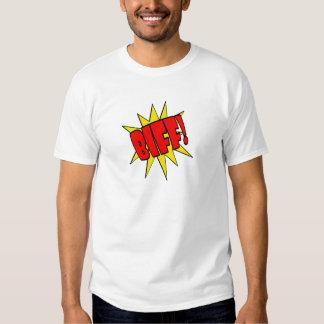 Biff Cartoon SFX Tee Shirts