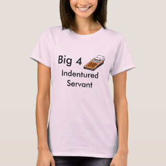 Big 4 Servant T-Shirt