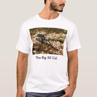 Big 50 Cal. Gun T-Shirt