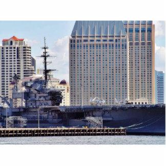 Big Aircraft Carrier Ship Photo Cutouts