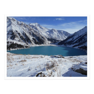 Big Almaty Lake Postcard