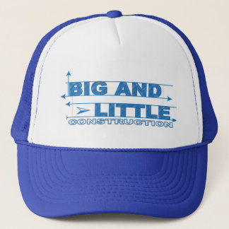 Big and Little Trucker Hat