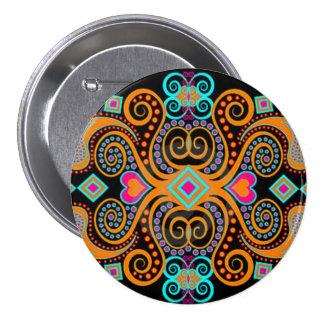 Big and Sassy 7.5 Cm Round Badge