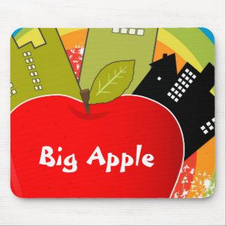 Big Apple - New York Fun Mousepad Design