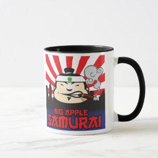 Big Apple Samurai Mug