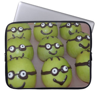 Big Apple Smile Laptop Sleeve