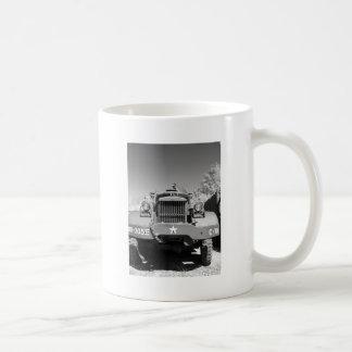 Big Army Truck Mug