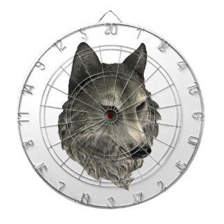 Big Bad Wolf Dartboard