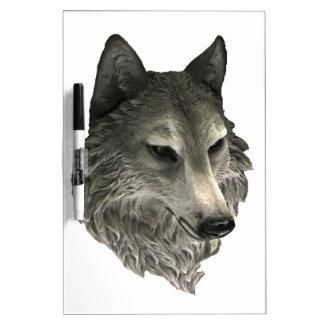 Big Bad Wolf Dry Erase Board