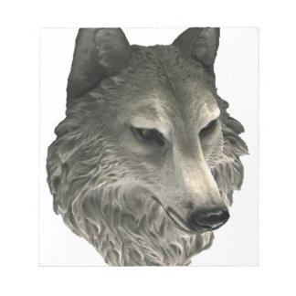 Big Bad Wolf Notepad