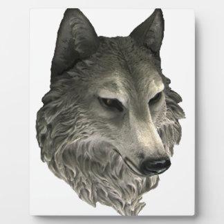 Big Bad Wolf Plaque