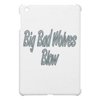 Big Bad Wolves Blow iPad Mini Cases