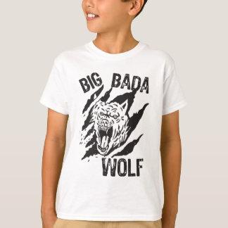 Big Bada Wolf Paw Scratches T-Shirt
