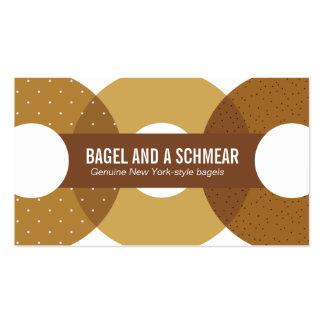 Big Bagels Business Card