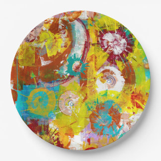 Big Bang 9 Inch Paper Plate