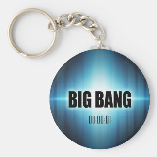 Big Bang Basic Round Button Key Ring