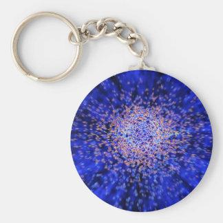 Big Bang Basic Round Button Key Ring
