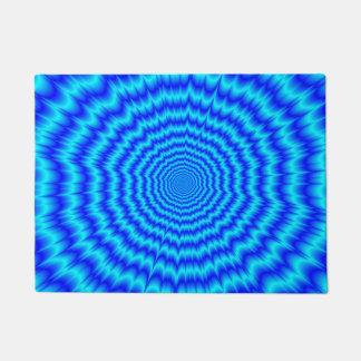 Big Bang Blues Doormat