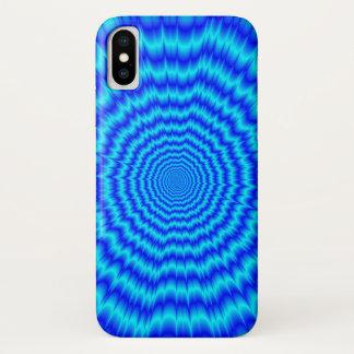 Big Bang Blues iPhone X Case