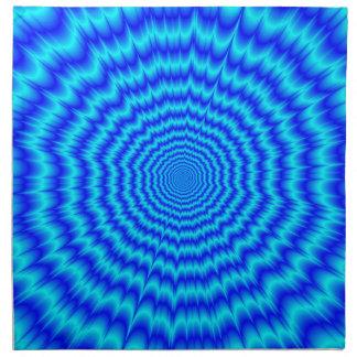 Big Bang Blues Napkin