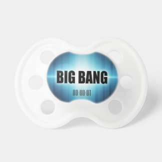 Big Bang Dummy