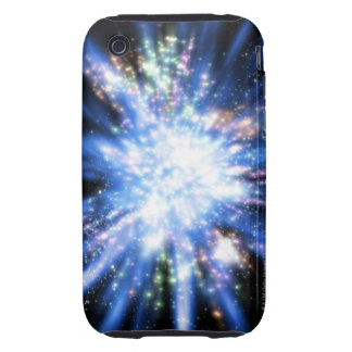 Big Bang from Outer Space iPhone 3 Tough Cover