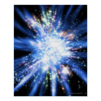 Big Bang from Outer Space Posters